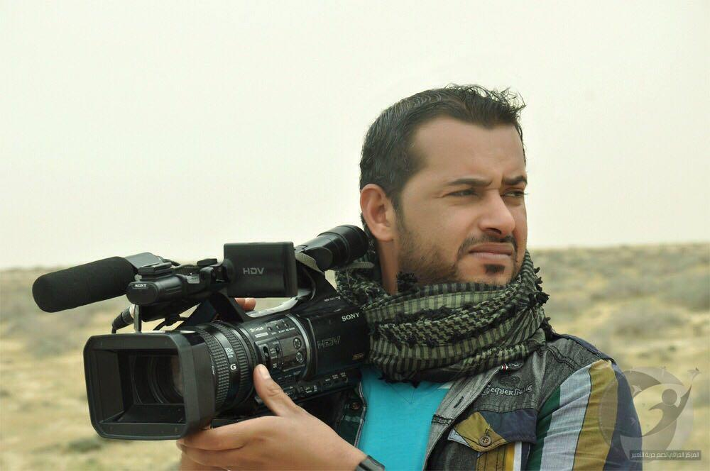 In Dhi Qar the first case of assault  on journalists in 2018
