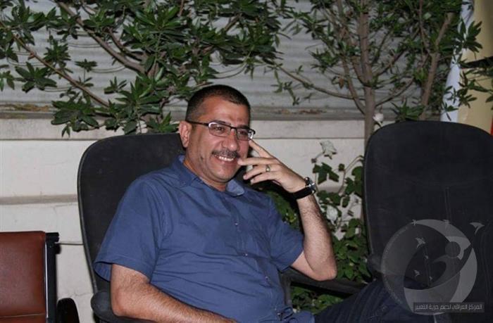 مركز دعم حرية التعبير يطالب شرطة ميسان بمعاقبة المعتدين على الصحفي  عبد الله كيطان