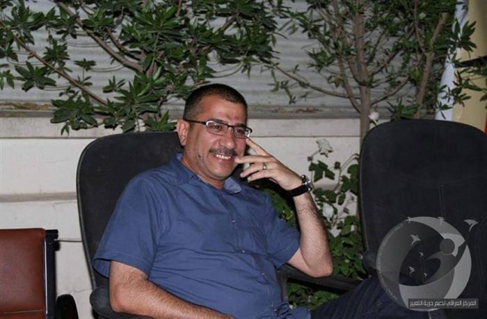 The Iraqi Center for Supporting Freedom of Speech calls Maysan police to punish the aggressors The journalist  Abdullah Kitan