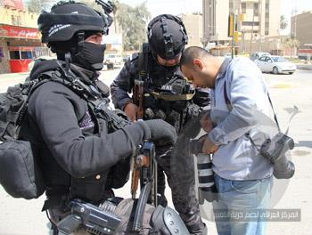 Baghdad operations demanding the release of journalists detained on the day of the election