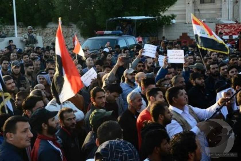 حقوق  يوفر محاميين لمقاضاة منتسبي القوات الأمنية المعتدين على متظاهري البصرة ويدين العمل جملةً وتفصيلا