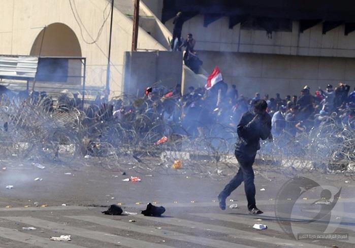 حقوق يسجل 65 مذكرة قبض واعتداء على صحفيين ومدونين في ست محافظات منذ انطلاق تظاهرات الجنوب