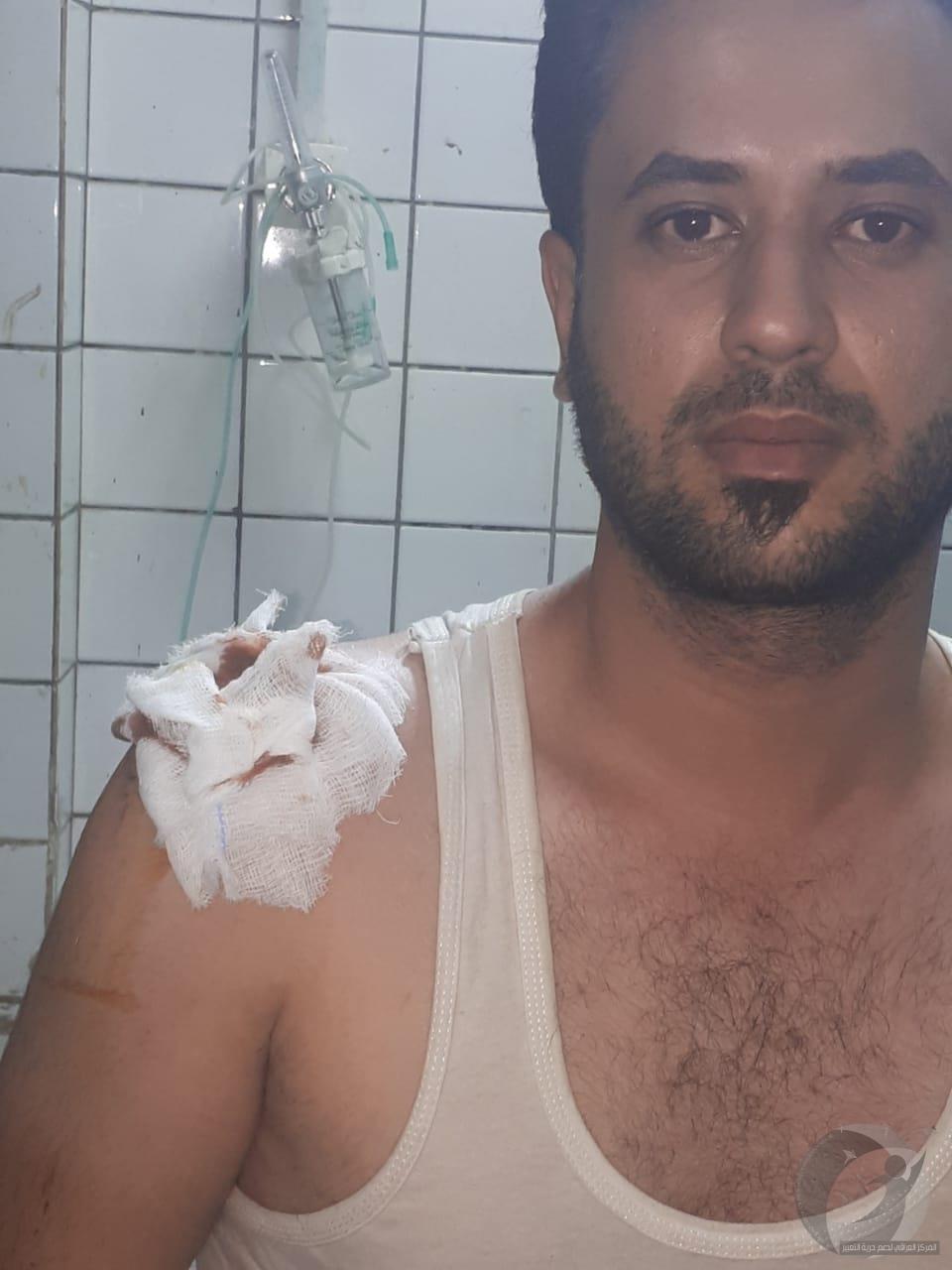 حقوق  يدين محاولة إغتيال مقدم برامج تلفزيونية جنوب بابل ويطالب الداخلية بالتدخل
