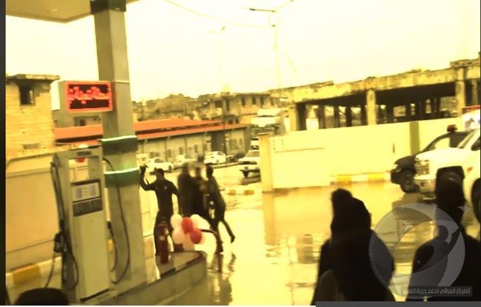 حقوق  يدعو لمقاضاة وكيل وزير النفط على خلفية اعتداء حماياته على صحفيي الموصل